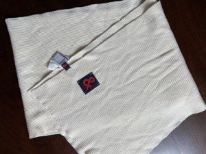 Dolce & Gabbana Bufanda de lana blanco puro