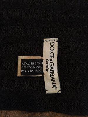 Dolce & Gabbana Schal Unisex