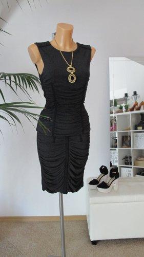 """Dolce & Gabbana"" Set Top Gr. 36 Rock Gr. 34 schwarz anthrazit elegant"