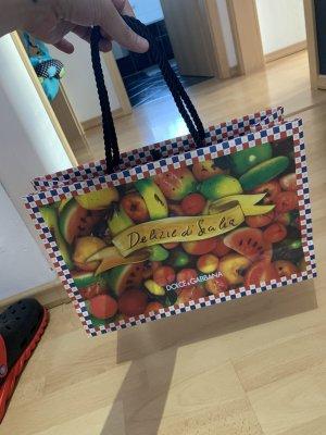 Dolce & Gabbana Shopper multicolored