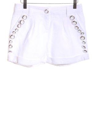 Dolce & Gabbana Shorts weiß Casual-Look