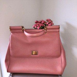 Dolce&Gabbana Sicily Bag in rosa