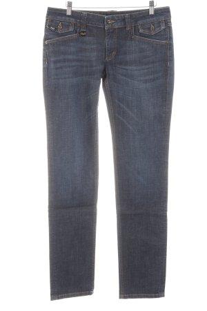 Dolce & Gabbana Slim Jeans blau Casual-Look