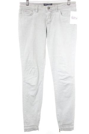 "Dolce & Gabbana Slim Jeans ""Pretty"" hellgrau"
