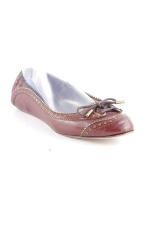 "Dolce & Gabbana Slingback Ballerinas ""KENYA + NAPPA """