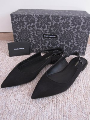 Dolce & Gabbana Slingback-Slipper