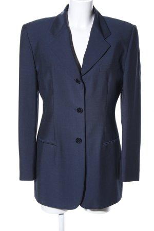 Dolce & Gabbana Smokingblazer blauw zakelijke stijl