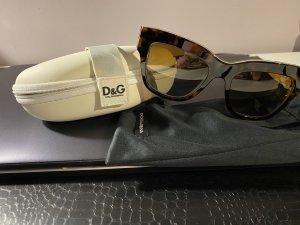 Dolce & Gabbana Bril lichtbruin