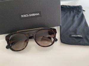 Dolce & Gabbana Gafas de sol redondas multicolor