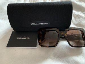 Dolce & Gabbana Gafas de sol cuadradas multicolor