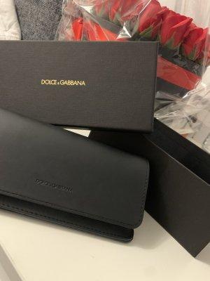 Dolce & Gabbana Pilotenbril zwart
