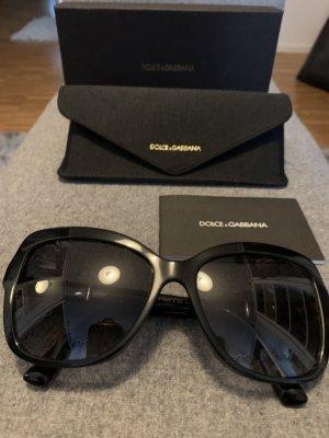 Dolce & Gabbana Butterfly Glasses black