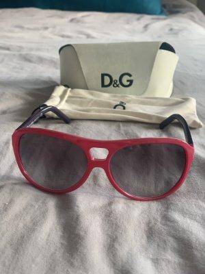 Dolce & Gabbana Glasses lilac-magenta