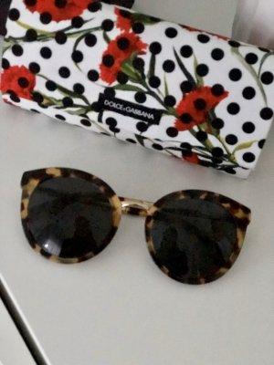 Dolce & Gabbana Occhiale a farfalla multicolore