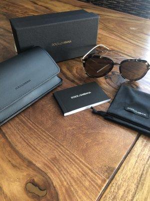 Dolce Gabbana Sonnenbrille Pilotenbrille