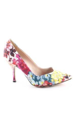 Dolce & Gabbana Spitz-Pumps Allover-Druck Elegant