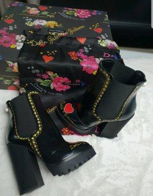 Dolce Gabbana Stiefel Stiefelette