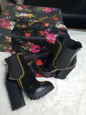 Dolce Gabbana Stiefel Stiefeletten