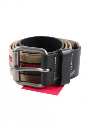 Dolce & Gabbana Fabric Belt striped pattern casual look