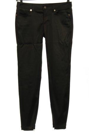 Dolce & Gabbana Pantalon en jersey noir style décontracté