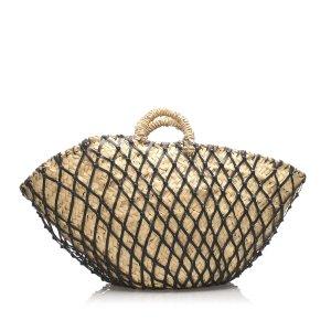 Dolce&Gabbana Straw Tote Bag