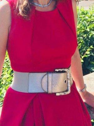 Dolce & Gabbana Cinturón pélvico blanco puro