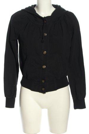 Dolce & Gabbana Sweatjacke schwarz Casual-Look
