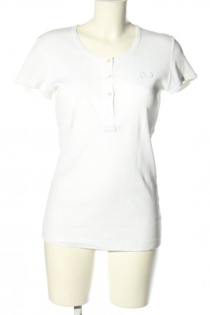 Dolce & Gabbana Camiseta blanco look casual