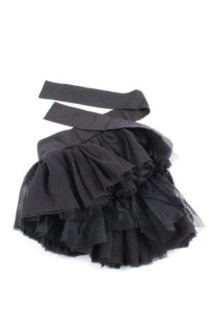 Dolce & Gabbana Tailleriem zwart elegant