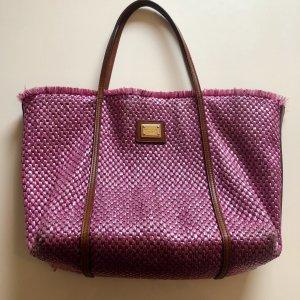 Dolce & Gabbana Shopper violet