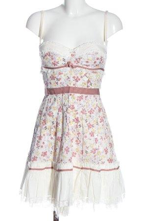 Dolce & Gabbana Trägerkleid Allover-Druck Casual-Look