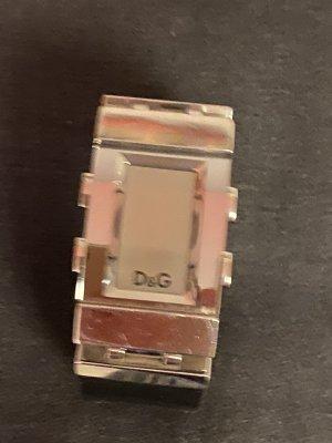 Dolce & Gabbana Orologio digitale argento-nero