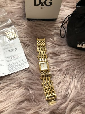 Dolce & Gabbana Uhr DW0406 Gold