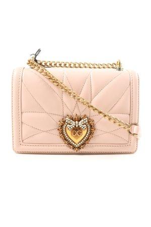 "Dolce & Gabbana Umhängetasche ""Devotion Crossbody Mini Bag"" pink"
