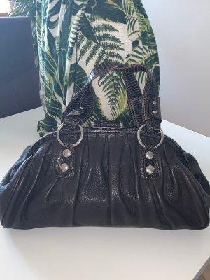 Dolce&Gabbana Vintage Designertasche Python/ RARITÄT