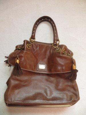 Dolce & Gabbana Vintage Tasche Leder