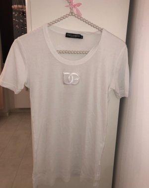 Dolce & Gabbana Koszulka basic biały