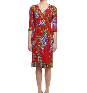 Dolce Gabbana Wisteria Kleid Gr. 36 / IT 40
