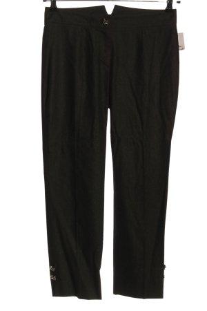 Dolce & Gabbana Wollen broek zwart casual uitstraling