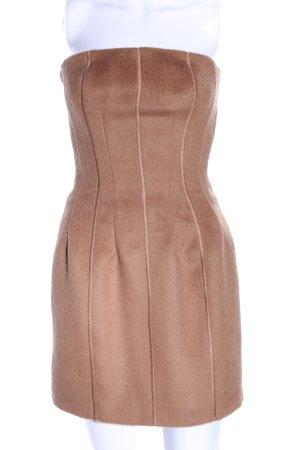 Dolce & Gabbana Wollen jurk bruin feest stijl