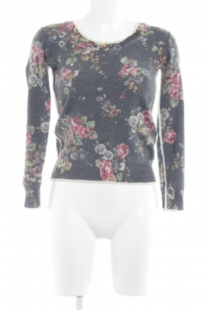 Dolce & Gabbana Wollpullover florales Muster Casual-Look