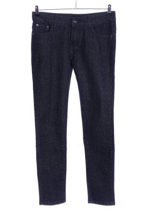 Dolce & Rosa High Waist Jeans schwarz meliert Casual-Look