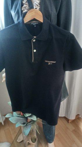 Dolce und Cabbana Poloshirt M schwarz