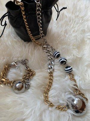 Dolce und Gabbana Kette, Armband und Ohrringe