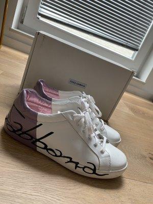 Dolce und Gabbana Sneaker Schuhe