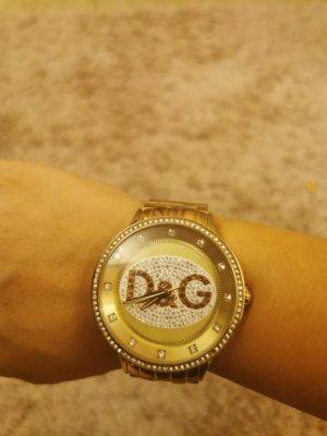 Dolce & Gabbana Orologio analogico oro Metallo