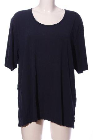 Dolce Vita T-Shirt schwarz Casual-Look