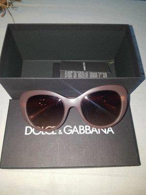 Dolce & Gabbana Occhiale bronzo