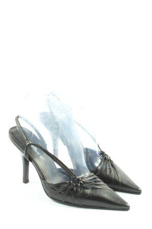 Dolcis Slingback pumps zwart elegant