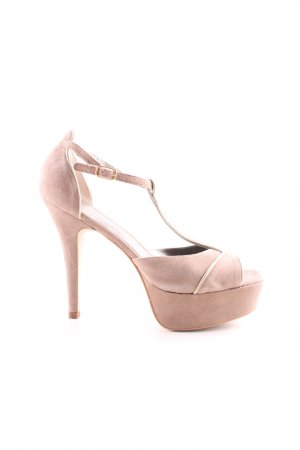 Dolfine Satié Paris High Heel Sandaletten pink Elegant